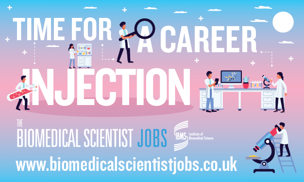 The Biomedical Scientist Jobs Board