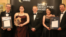 Success at Impact Excellence Awards 2017