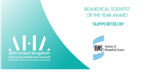 Could you be Biomedical Scientist of the Year?